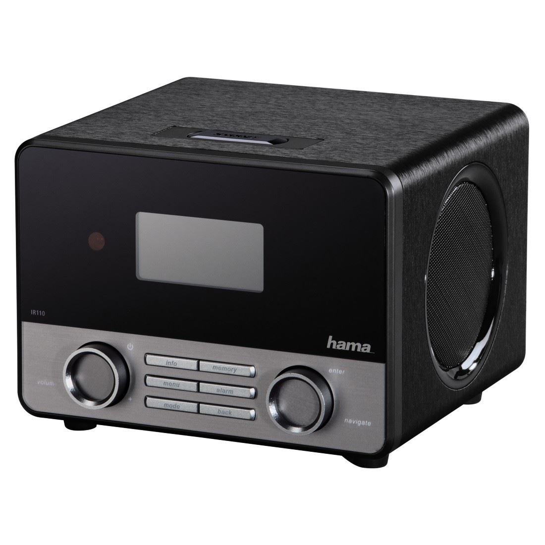 Electrical Appliances Online picture Hama DIR3100 Internet Radio