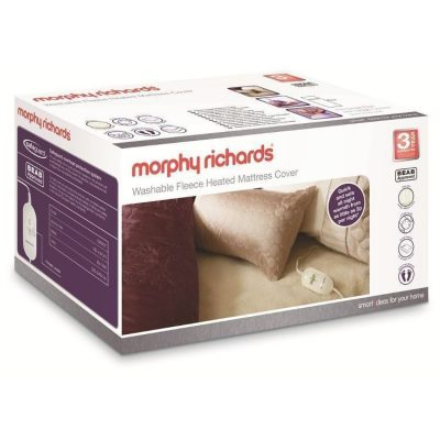 Morphy Richards King Dual Mattress Cover