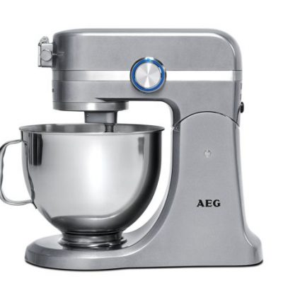 AEG KM4700 Stainless Steel Stand Mixer