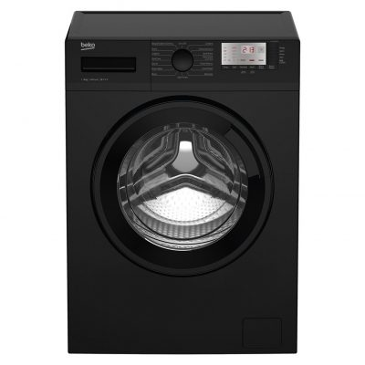 Beko WTG841B1B 8KG 1400 Spin Washing Machine