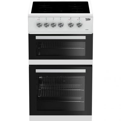 Beko KDVC563AW 50cm Electric Ceramic Cooker