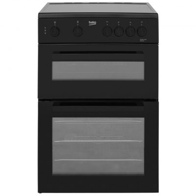 Beko KDC611K 60cm Electric Ceramic Cooker
