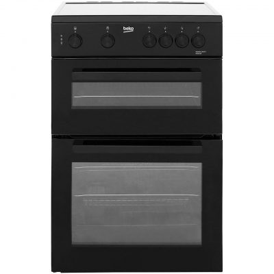 Beko KTC611K 60cm Electric Ceramic Cooker